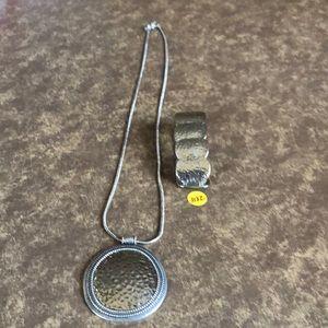 Other - Necklace & Bracelet   (#3182)